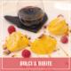 Ristorante AL45 Ravenna Gluten Free -DOLCI E BIBITE