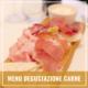 Ristorante AL45 Ravenna Gluten Free MENU DEGUSTAZIONE CARNE